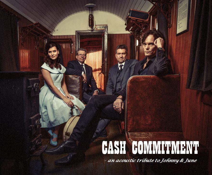 Cash Commitment - akustisk hyllest til Johnny & June